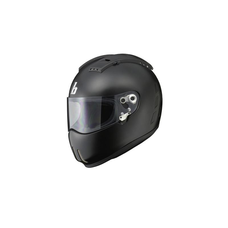 リード工業 BREEZ DRAGGER2 フルフェイスヘルメット ハーフマットブラック Lサイズ