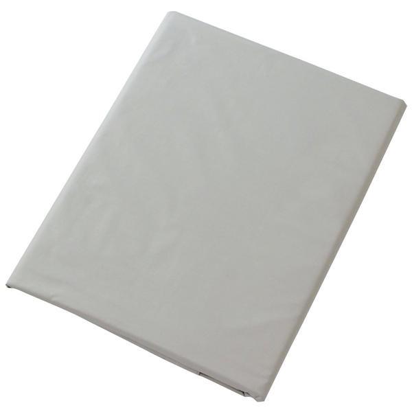 パレット 高密度防ダニカバーシリーズ ベッドボックスシーツ キング 180×200×30cm グレー