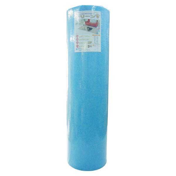 ペット用品 ディスメル クリーンワン(消臭シート) フリーカット 90cm×7m ブルー OK903
