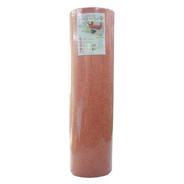 ペット用品 ディスメル クリーンワン(消臭シート) フリーカット 90cm×5m オレンジ OK911