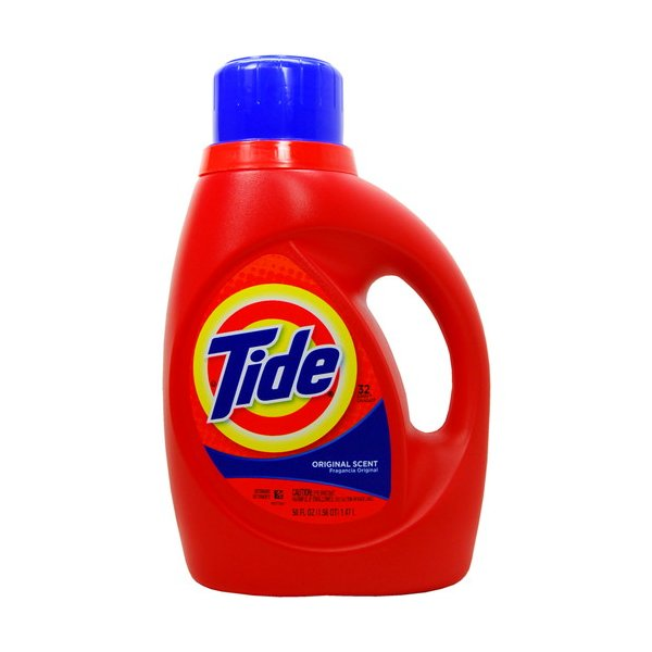 洗濯用洗剤 ウルトラタイドリキッド 2X レギュラー 6本セット
