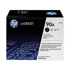 HP HP 90A トナーカートリッジ 黒 CE390A