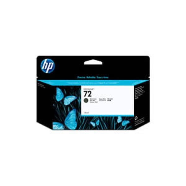 【純正品】 HP インクカートリッジ/トナーカートリッジ 【C9403A HP72 MBK ブラック】