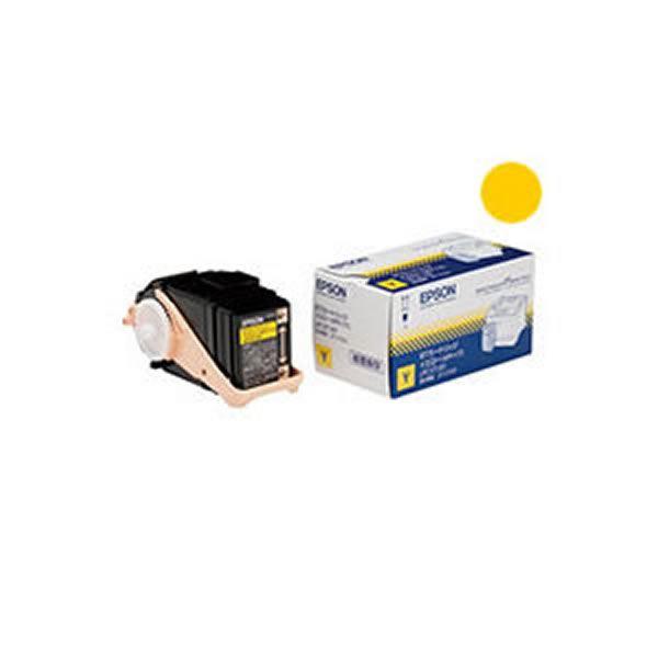 エプソン インクトナーカートリッジ 黄 きいろ 純正品 高級品 イエロー トナーカートリッジ 新色追加 EPSON LPC3T18YY
