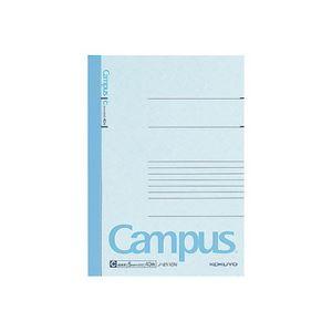 (まとめ)キャンパスノート B6 C罫 40枚 180冊