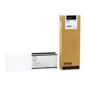 EPSON エプソン 大判インクカートリッジ 純正 【ICBK58】 フォトブラック(黒)