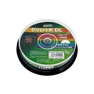 磁気研究所 新作入荷 データ用DVD+R トレンド DL 片面2層 8.5GB インクジェット対応 10枚スピンドルケース 8倍速 HDD+R85HP10