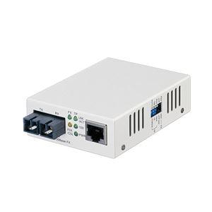 バッファロー 光メディアコンバータ 100BASE-TX←→100BASE-FX(SC)変換シングルモード5km LTR2-TX-SFC5R