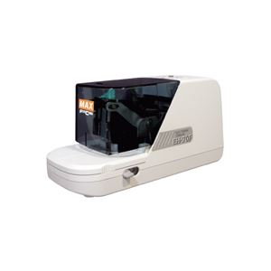 マックス 電子ホッチキス カートリッジ針付 EH-70F 1台