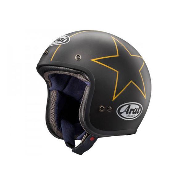 アライ(ARAI) ジェットヘルメット CLASSIC MOD スターズ 57-58cm M