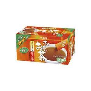 (業務用6セット)伊藤園 おーいお茶 さらさらほうじ茶 0.8g×100本