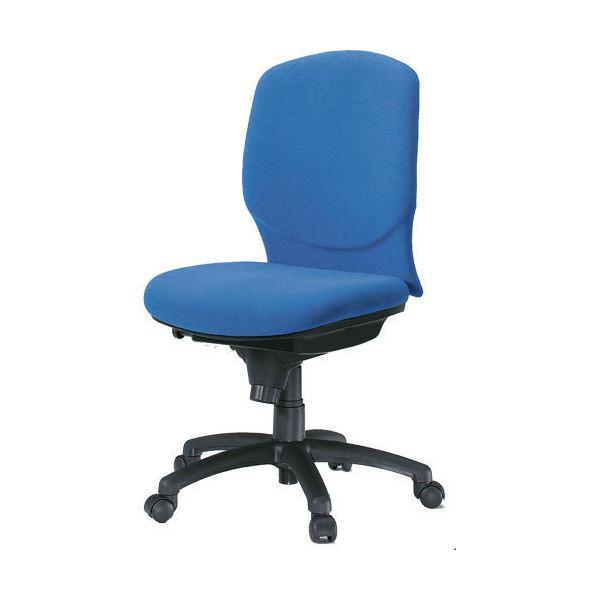 ジョインテックス 事務イス(オフィスチェア/OAチェア) ZC02 C401J ブルー