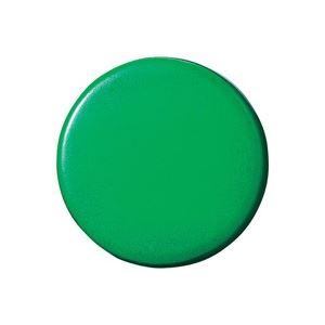(業務用30セット) ジョインテックス 両面強力カラーマグネット 30mm緑 B271J-G 10個