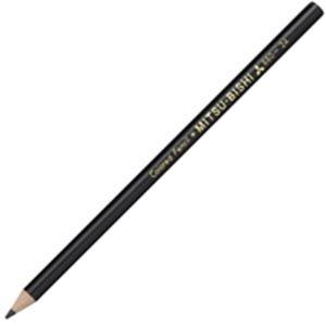 (業務用50セット) 三菱鉛筆 色鉛筆 K880.24 黒 12本入