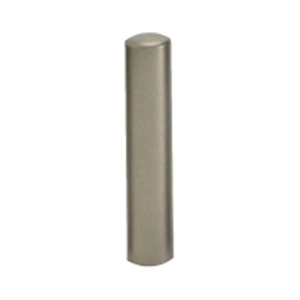 サンビー 銀行印/認印 ブラストチタン 12mm丸 T-N120