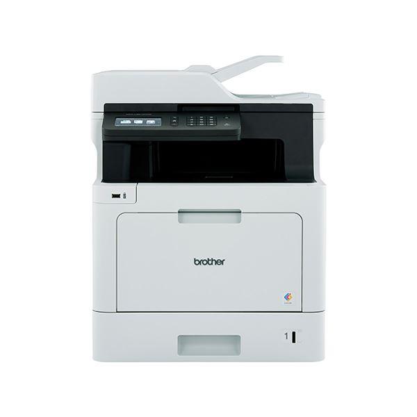 ブラザー工業 A4カラーレーザー複合機/FAX/31PPM/両面印刷/有線・無線LAN/ADF MFC-L8610CDW
