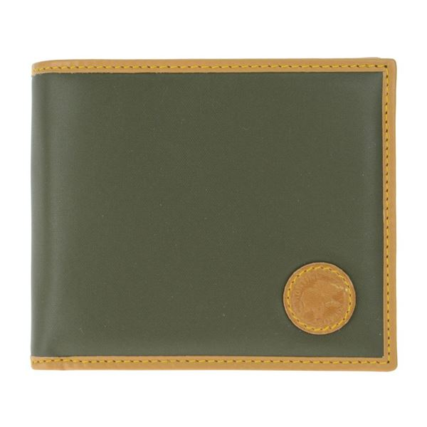 HUNTING WORLD (ハンティングワールド) 310-10A/BATTUE ORIGIN/GRN 二つ折り財布