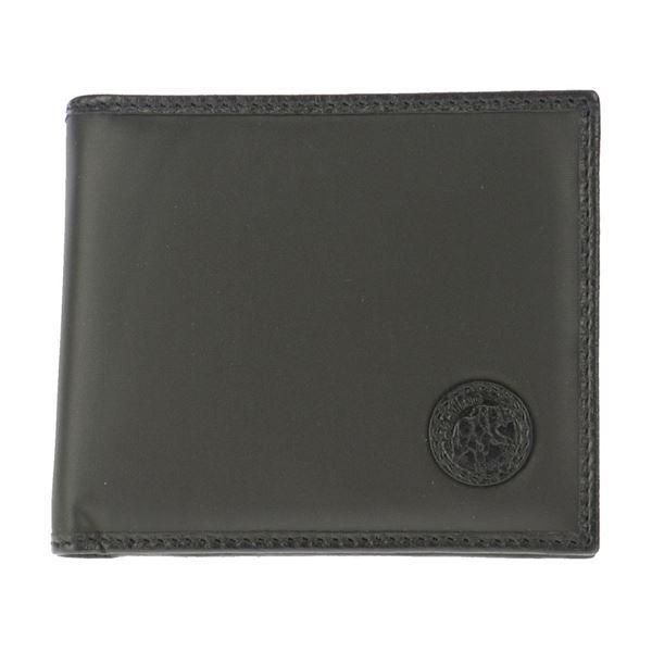 HUNTING WORLD (ハンティングワールド) 310-13A/BATTUE ORIGIN/BLK 二つ折り財布