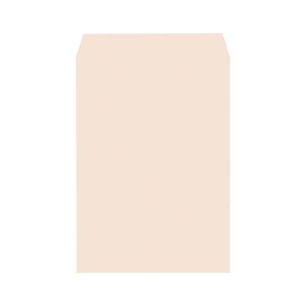 高春堂 ハーフトーン封筒 角2 ピンク 100枚×5 Lシーム 7851