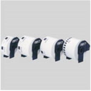 (業務用40セット) マックス 感熱ラベルプリンタ用ラベル ELP-L2942N15 700枚