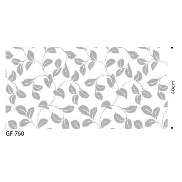 リーフ 飛散防止ガラスフィルム サンゲツ GF-760 92cm巾 9m巻