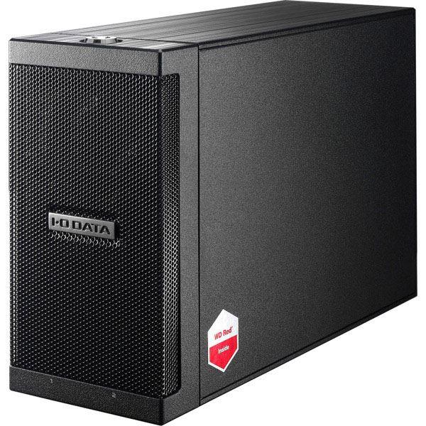 アイ・オー・データ機器 長期保証&保守サポート対応 カートリッジ式2ドライブ外付ハードディスク 16TB ZHD2-UTX16