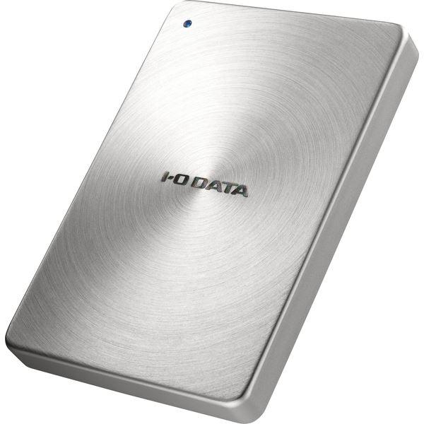アイ・オー・データ機器 USB3.1 Gen2 Type-C対応 ポータブルSSD 480GB SDPX-USC480SB