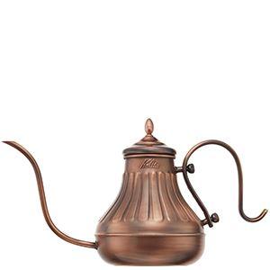 Kalita(カリタ) 銅ポット900 (コーヒーポット/ドリップポット) 52017