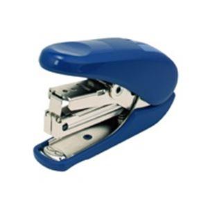 (業務用20セット) プラス ホッチキス かるヒット ST-010A ブルー 5個 ×20セット
