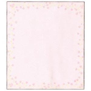 (業務用200セット) ミドリ 色紙 33122006 小花柄ピンク