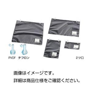 (まとめ)PVDFバッグ(2ツ口)2L【×10セット】