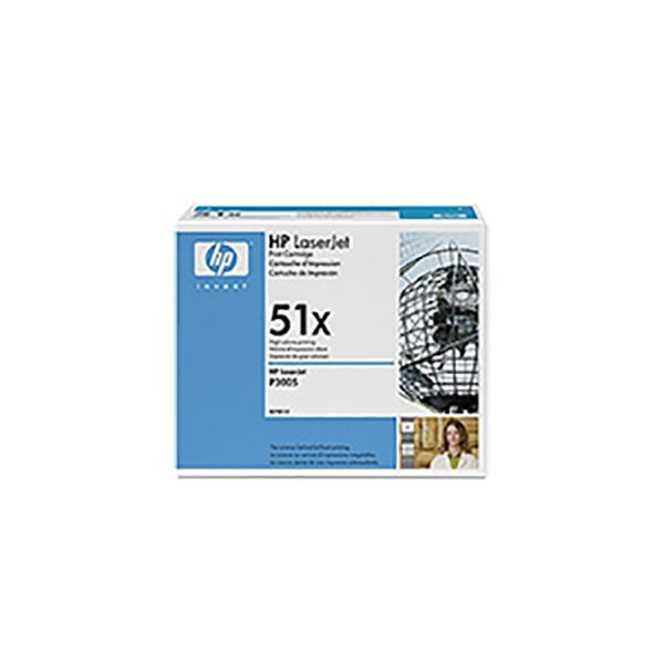 【純正品】 HP プリントカートリッジ 【Q7551X】 インクカートリッジ トナーカートリッジ