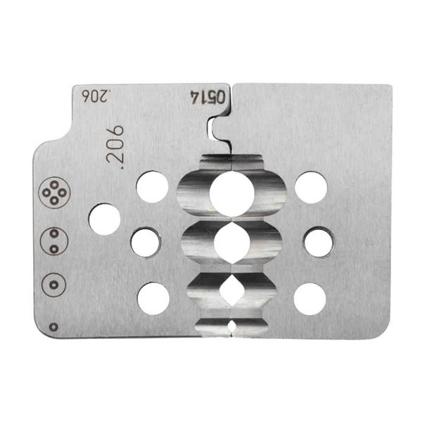 RENNSTEIG(レンシュタイグ) 708 206 3 0 1・2・4芯POFケーブルストリップ用替刃