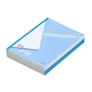 (業務用30セット) ショウワノート セクション方眼罫 12mm 青 JS12 10冊