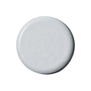 (業務用100セット) ジョインテックス 強力カラーマグネット 塗装18mm 白 B272J-W 10個