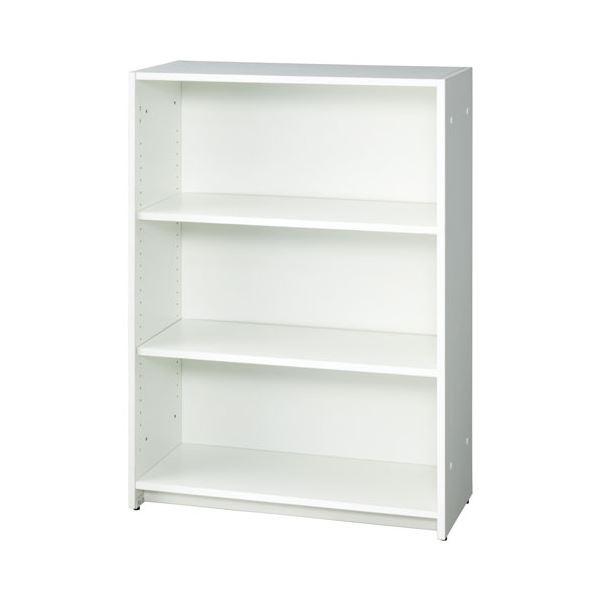 アール・エフ・ヤマカワ レーニョ2 木製棚 RFLS-WJ ホワイト
