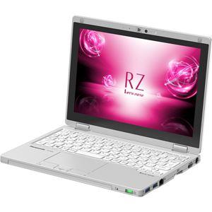 パナソニック Let's note RZ6 店頭(Corem3-7Y30/SSD128GB/W10Pro64/10.1WUXGA/シルバー/OFHB2016) CF-RZ61DFQR