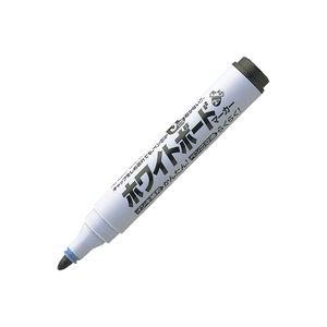 (業務用200セット) シヤチハタ 潤芯ボードマーカー K-527 丸芯 黒