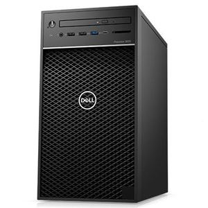 DELL Precision Tower 3630 (Win10Pro 64bit/8GB/Corei7-8700/500GB/P620/3年保守/Officeなし) DTWS014-001N3