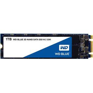 WESTERN DIGITAL(SSD) WD Blue 3D NANDシリーズ SSD 1TB SATA 6Gb/s M.2 2280国内正規代理店品