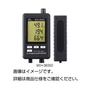 デジタル温湿度・CO2計MCH-383SD