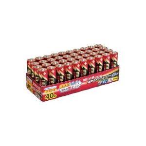 (業務用20セット) 日立マクセル HITACHI ボルテージ単3形 40本 LR6(T)40P TR