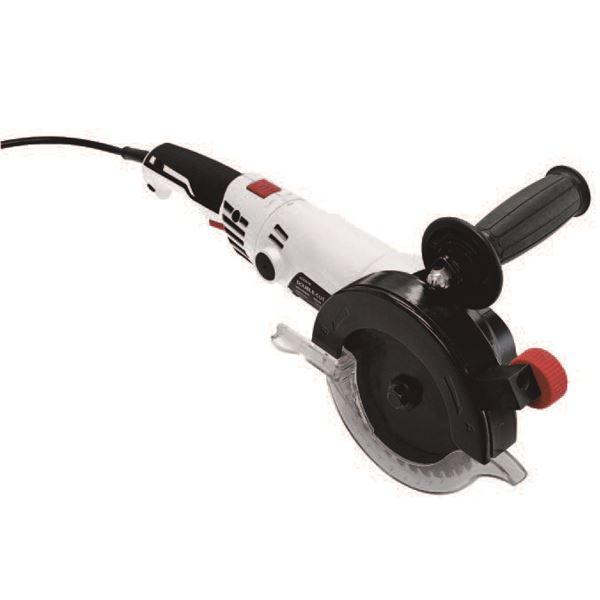 H&H ダブルカッター(木工/木材/金属用 切断機) HDC-125mm
