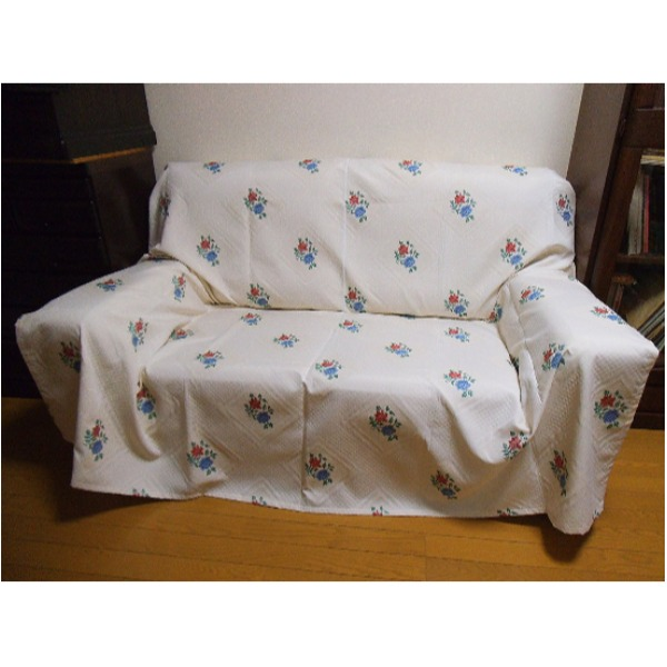 マルチカバー ソファーカバー ベッドカバー オロペサ 200×270cm