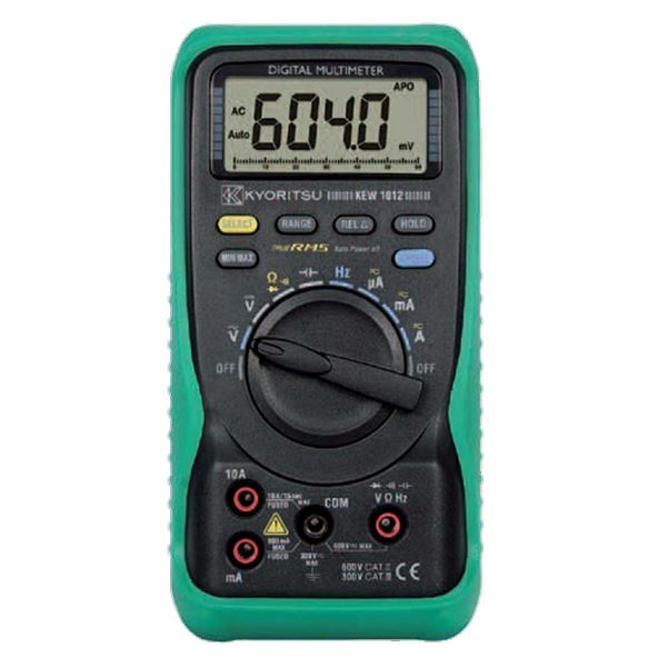 共立電気計器 キューマルチメータ 1012【代引不可】
