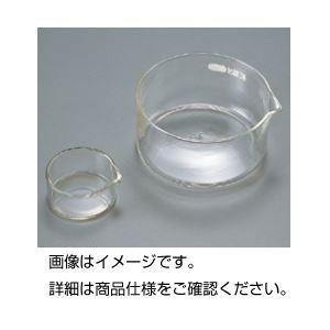 (まとめ)結晶皿 90φ×45mm【×5セット】