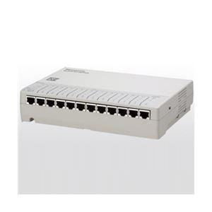 パナソニックESネットワークス PoE対応 12ポート L2スイッチングハブ Switch-M12ePWR PN271299