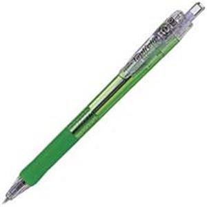 (業務用300セット) ゼブラ ZEBRA ボールペン タプリクリップ 0.7mm BN5-G 緑