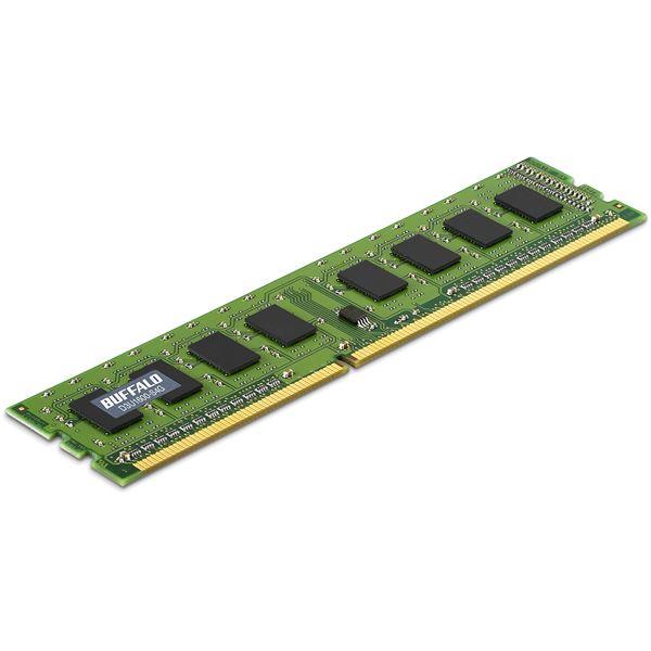 バッファロー PC3-12800 オンライン限定商品 DDR3-1600 対応 240Pin用 DIMM4GB SDRAM D3U1600-S4G 特価 DDR3