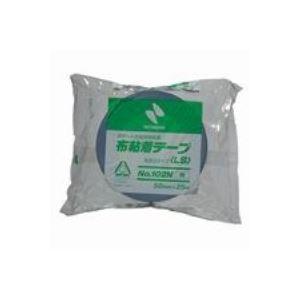 (業務用100セット) ニチバン カラー布テープ 102N-50 50mm×25m 青